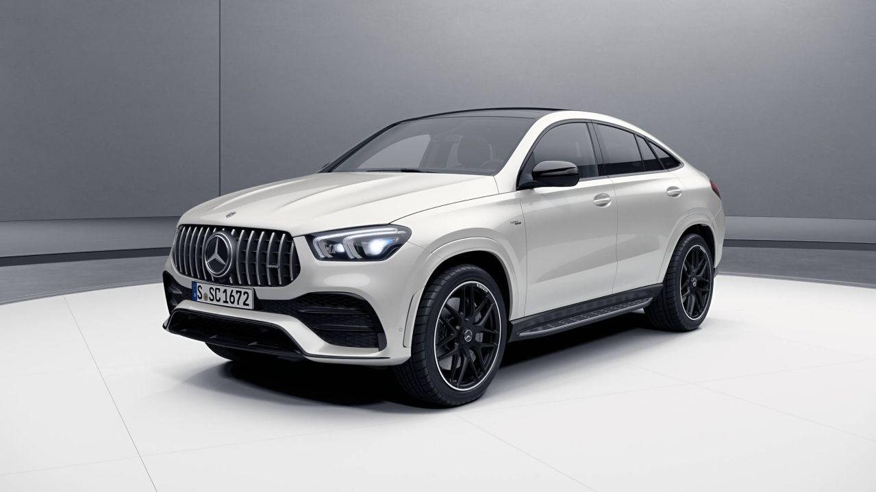 Mercedes-AMG GLE 53 4MATIC Coupe