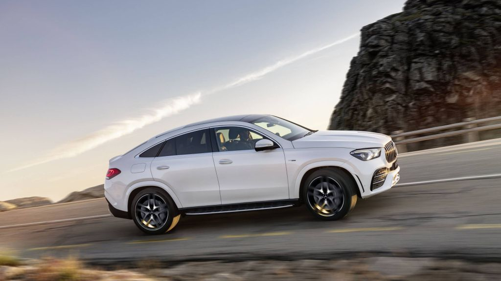 Mercedes-AMG GLE 53 4MATIC Coupe launched at Rs. 1.20 crore