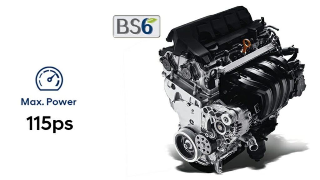 1.5-litre Petrol Engine