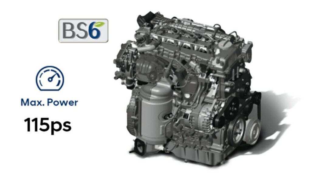 Creta Diesel Engine