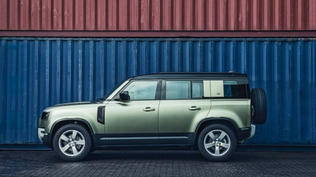 New Land Rover Defender Launched in India, Price Starts at Rs 73.98 Lakhs