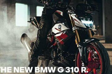 New BMW G310 R