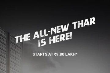 Mahindra Thar 2020 Price