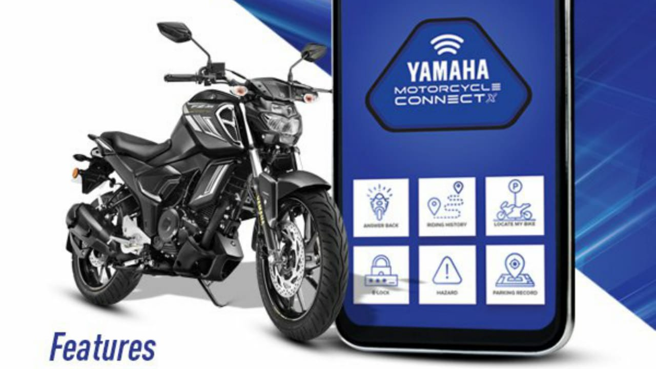 Yamaha Motorcycle Bluetooth Connectivity Connect X Application