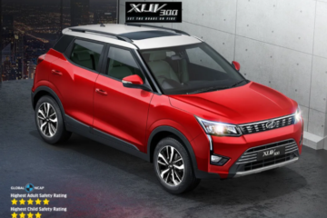 Mahindra XUV 300, Safest Car of India