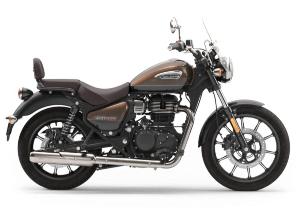 Meteor 350 Brown colour