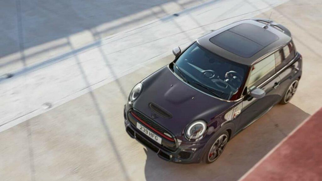 Mini John Cooper Works GP Inspired Edition