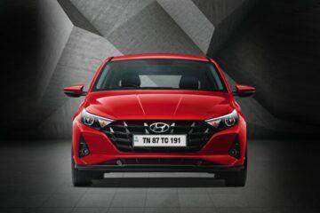 New 2020 Hyundai i20
