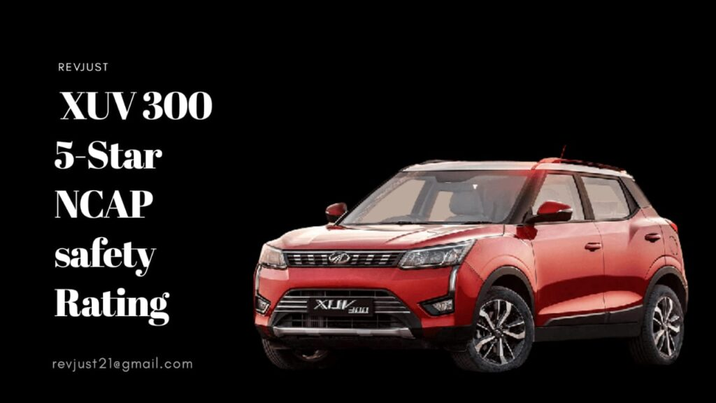 XUV 300 Safest Car in India
