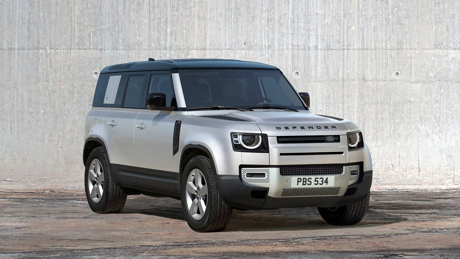 Land Rover Defender Plug-in hybrid