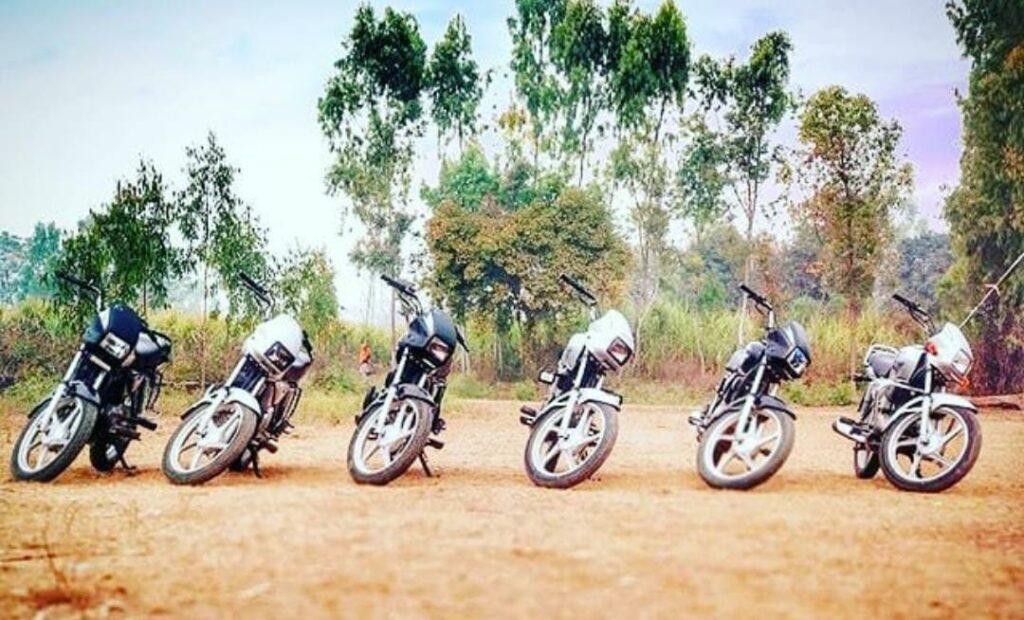 Splendor modified Punjab