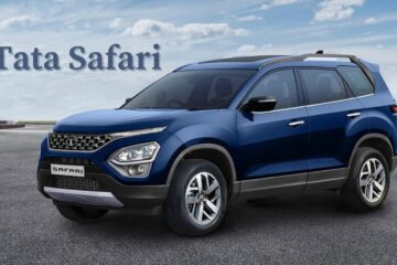 New Tata Safari 2021