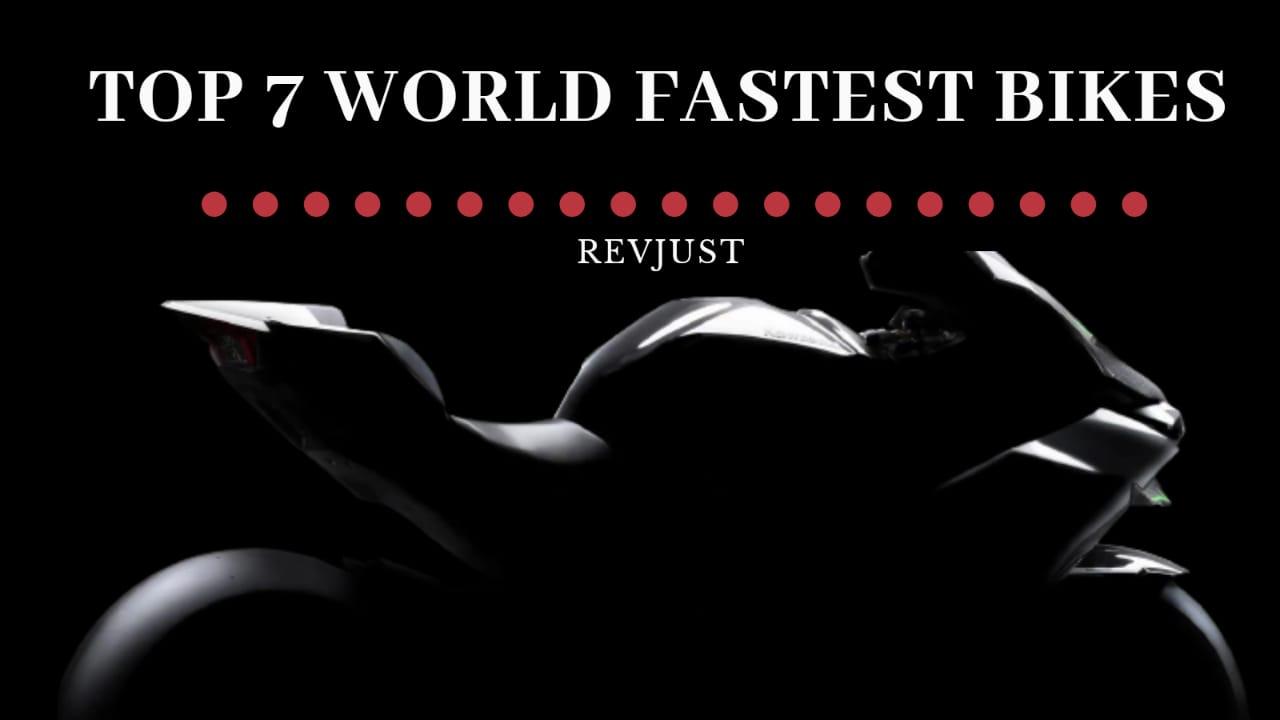 World Fastest Bikes