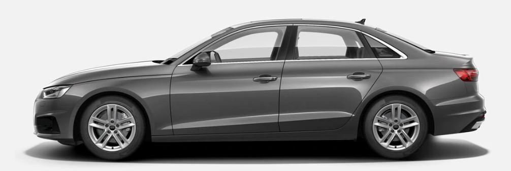2021 Audi A4 Facelift