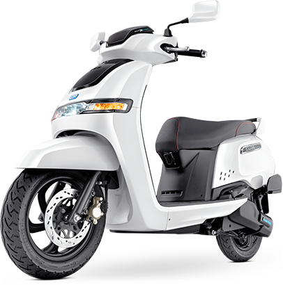 TVS I-Qube Electric Scooter