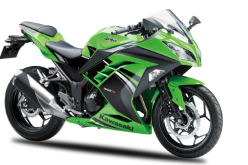 2021 Kawasaki Ninja 300 BS 6