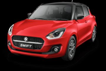 2021 Maruti Suzuki Swift Facelift
