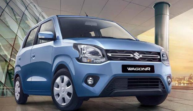 Maruti Suzuki Wagon R - Best Mileage Car under 10 lakh