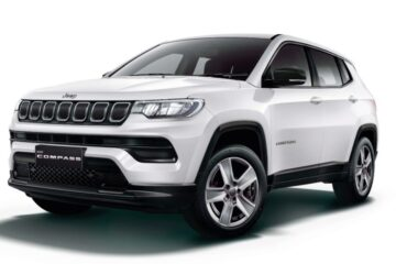 Jeep compass facelift