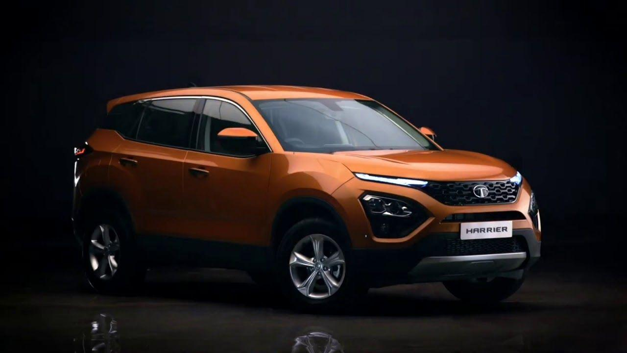 Tata Harrier Best SUV